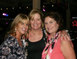 Lisa Riley, Tracy Faucher, Renee